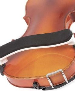 Everest White ES Series 1/4-1/10 Violin Adjustable Shoulder Rest